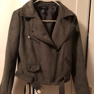 Forever 21 Dark Green Jacket